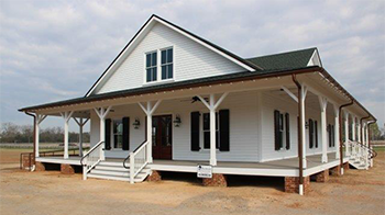 Aiken Horse Park Administrative Building