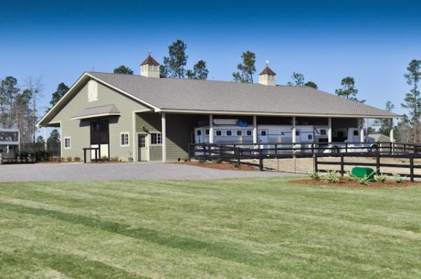 Three Runs Plantation - Stable/Kennel