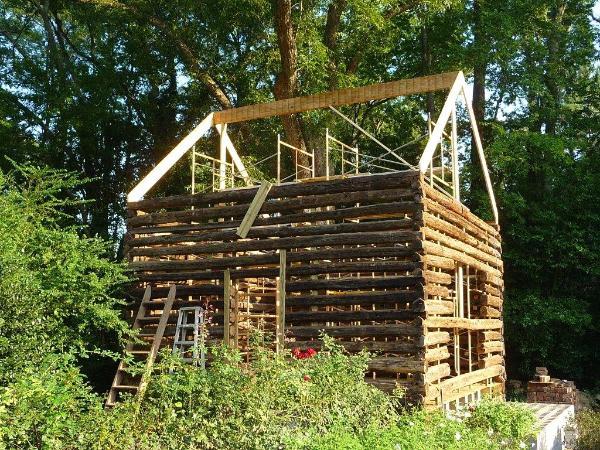 Powderhouse Cabin